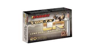 Barnes Long Range Hunting
