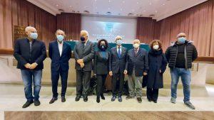 Foto di gruppo del Consiglio Fidasc