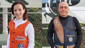 Rosanna Mirante e Rocco Rugari