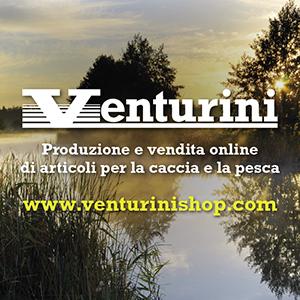 Venturini prodotti per la caccia e la pesca