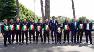 Italia ai Giochi Olimpici in Giappone