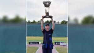 Kevin Pivotto alza la prestigiosa Gold Cup Beretta