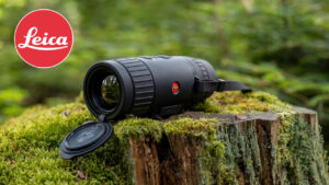 Il visore termico Leica Calonox View è il nuovo elemento che caratterizza il corredo del cacciatore di selezione evoluto, perché consente nuove attività come i censimenti notturni, ma anche la rilevazione dell'animale nascosto nella vegetazione durante la normale azione di caccia - Foto Leica Sport Optics