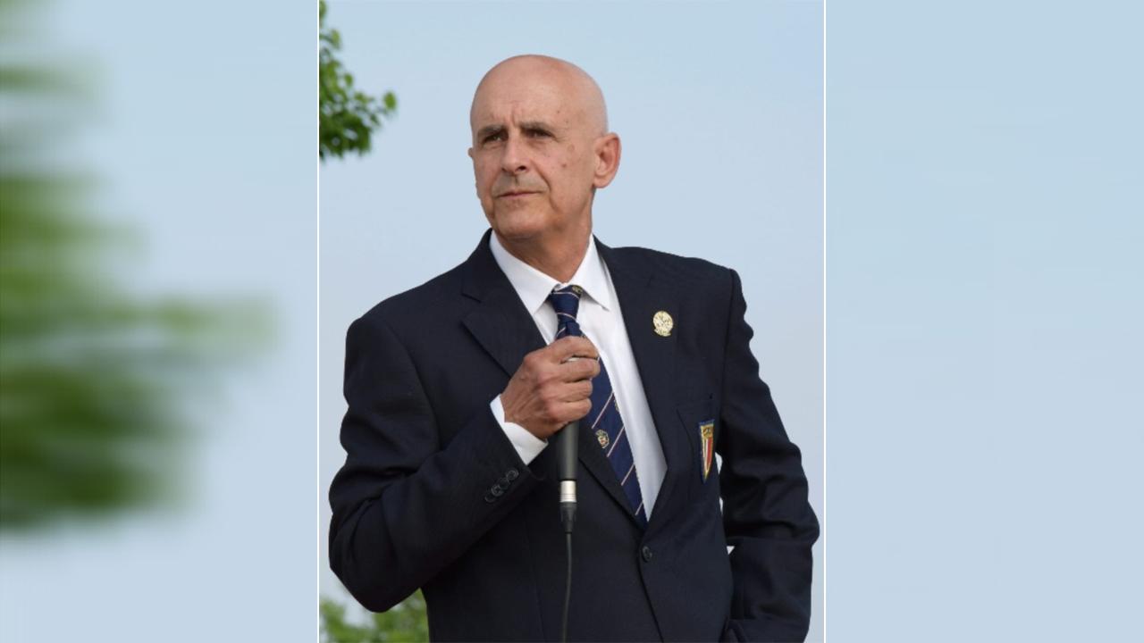 il commissario tecnico della nazionale, Sandro Polsinelli