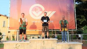 I primi tre classificati della Grande Maratona 2021